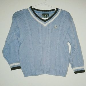 Boy's Knitted Sweater